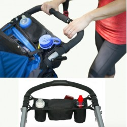 Baby Stroller Organizer Cooler & Thermal Bag