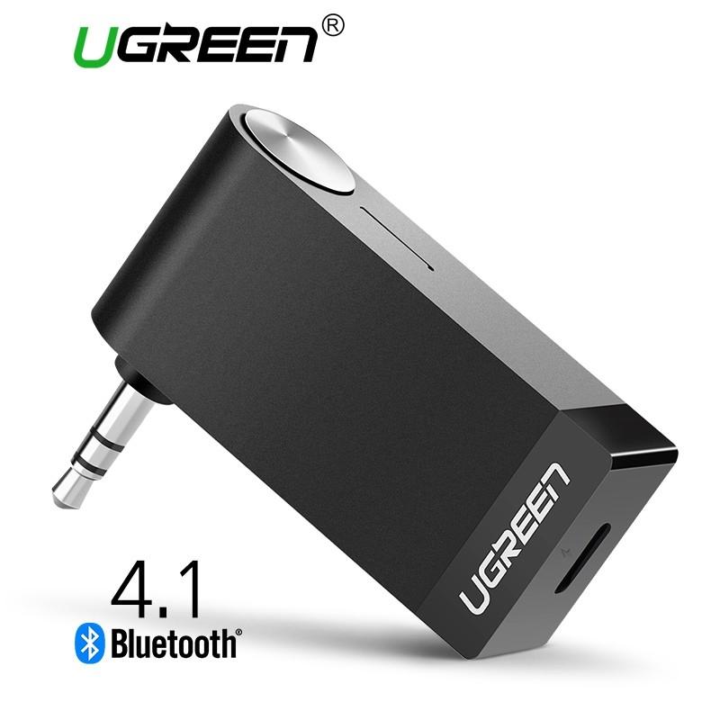 Ugreen Bluetooth Receiver 3.5mm Jack Bluetooth Audio Music
