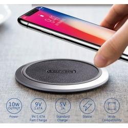 iPhone X 8 Samsung Galaxy S8 Edge Google Nexus 4 Original Qi Wireless Charger Adapter Pad