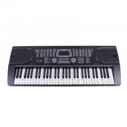 88 toetsen - Kleurrijke pianotoetsen - transparante toetsenbordstickers