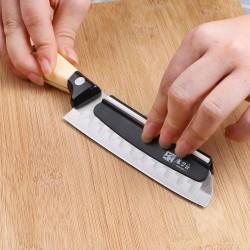 Mes Slijpen Hoek Gids Keuken Messenslijper Snelle Precisie Slijpen Gadgets Keuken Gereedschap Duurza