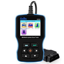 OBD2 scanner for BMW Airbag/ ABS/ SRS e46 e90 e60 e39 - all system diagnostic tool - C310+ Pro oil service reset code reader