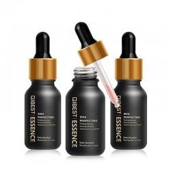 Face Primer Brighten Moisturizer Hydrating Smooth 24K Gold Elixir Essence Oil Control Base Make Up U
