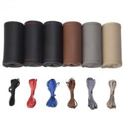 Auto stuurhoes reparatie doe-het-zelf kit met naald en draad