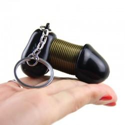 suti 2017 new coming Key Rings Male Genitalia Key Chain Sexy Keyring Creative Jewelry Keychains good