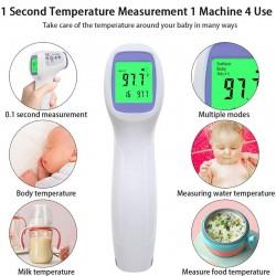 Multi-purpose - infrared - digital - non-contact body thermometer
