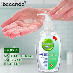 200ml Hand Sanitizer Gel Antibacterial Hand Gel Disinfectant Moisturizing Disposable Hand Sanitizer