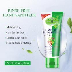 Antibacterial hand sanitiser - cleansing gel - quick-drying - 75% alcohol - 50ml - 100ml