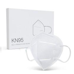 KN95 PM2.5 Gesichtsmaske - Mundmaske - antibakteriell - Nanofilter - 5 oder 10 Stück