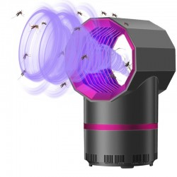 Electric Mosquito Killer with LED and fan