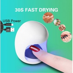 3W - USB mini nail dryer