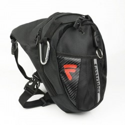 Motorcycle leg bag - waist - waterproof - nylon - 25 * 20 *7cm