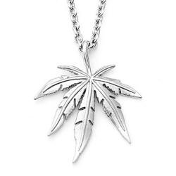 Hemp Leaf Blade Chain