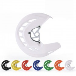 Front Brake Disc Guard - Motorcycle