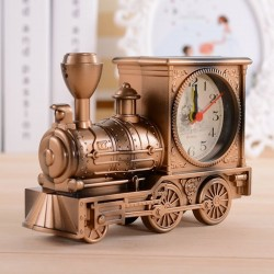 Vintage Retro Steam Clock