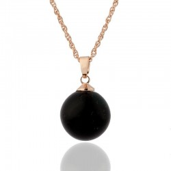 Pearls Necklaces - 585 Rose Gold