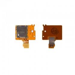 Micro SD kaartlezers slot module - voor Nintendo Switch - reparatie onderdeel - pro kit