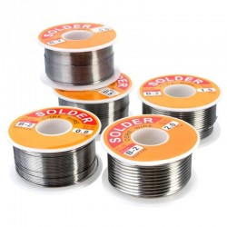 0.6/0.8/1/1.2 - 63/37 rosin core - FLUX 2.0% - tin wire - soldering wire 50g