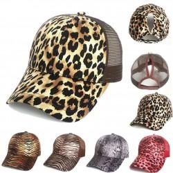 Leopard & tiger & snake print - baseball cap