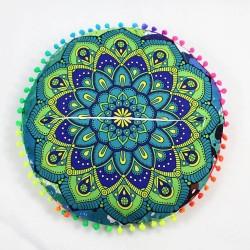 Bohemian Pillowcase - Indian style - mandala