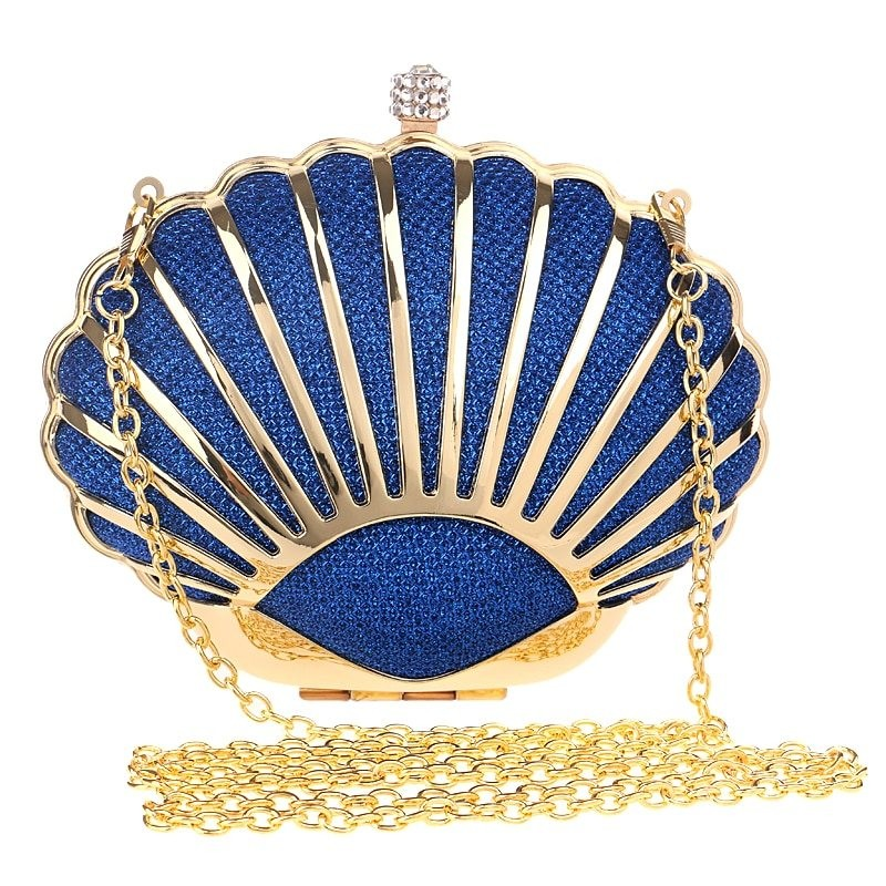 Evening bags - shell - diamond