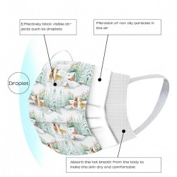 50 stuks - wegwerp antibacterieel medisch gezichtsmasker - mondmasker - 3-laags - unisex