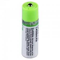 USB oplaadbare AA-batterij - AA - 1.2V - 1450mAh - Snel opladen