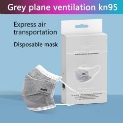 KN95 - antibacteriële gezichts- / mondmaskers - 4-laags