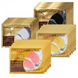 Crystal collageen oogmasker - anti-rimpelpleisters