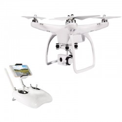 Up Air Upair One Plus - app control - wifi - fpv - 12mp 2.7K hd camera - 2-axis gimbal - brushless
