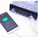Bluetooth Audio Autoradio FM - MP3 Speler USB 4*60W