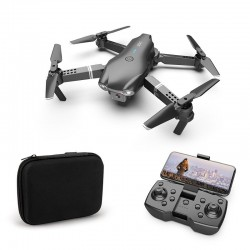 HDRC S602 - WiFi - FPV - 4K HD Dual Camera - Altitude Hold Mode - Foldable