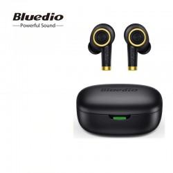 Bluedio Particle - Bluetooth 5.0 - draadloze koptelefoon - oordopjes - waterdicht