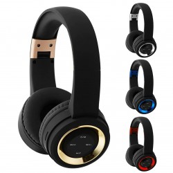 Wireless Bluetooth headphones with microphone - headset
