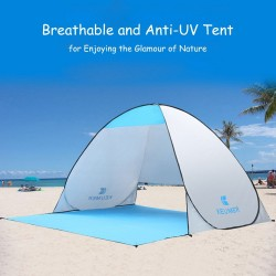 Camping Tent - 2 Persons - Instant Pop Up - Anti UV