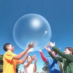 Durable Bubble Ball - Inflatable - Tear-Resistant
