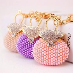Cute Pink - Pearl Handbag