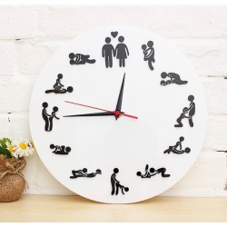 Kamasutra Positions Sex Clock