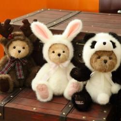 Panda - Teddy Bear - Plush - Rabbit - Elk