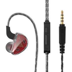 QKZ AK9 - 3,5 mm - kabelgebundene Kopfhörer - Geräuschunterdrückung