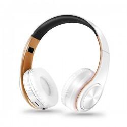 Bluetooth headset - wireless earphones - foldable - hands-free - MP3 player