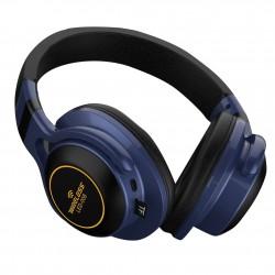 Draadloos - Bluetooth sporthoofdtelefoon - koptelefoon - microfoon - Led