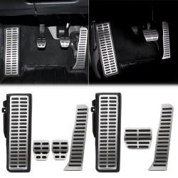 Brake pedals covers for Volkswagen Golf 5 6 MK5 MK6 Jetta MK5 Scirocco CC TIGUAN Touareg / Skoda Octavia A5