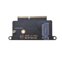 M2 - SSD for Macbook Pro A1708 NVMe M.2 NGFF - Pro A1708 - adapter card