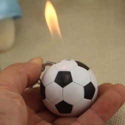 Football cigarette - lighters