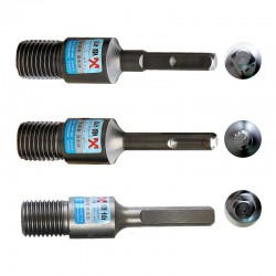 M22 drill bit adapter