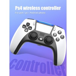 PS4 / PS5 - Bluetooth wireless controller - double vibration - PC /Android