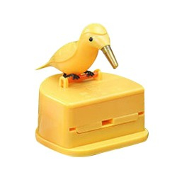 Automatic toothpick container - small bird