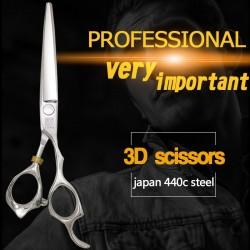 Roestvrij staal - professionele haarschaar