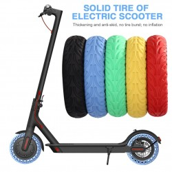 Electric scooter wheel tire - tubeless - 8 inch